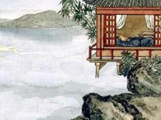 《清江引·秋居》 吴西逸