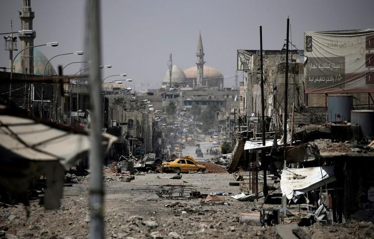 随着摩苏尔的解放 伊拉克如何确保ISIS不会卷土重来?