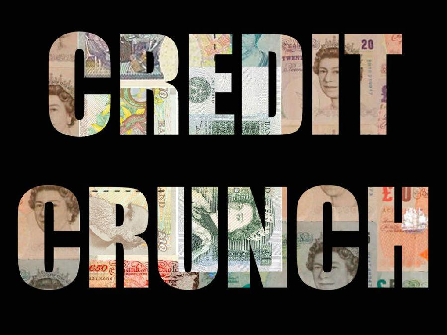 Credit crunch 信贷紧缩