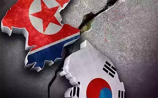 韩国呼吁军事对话缓和紧张局势.JPEG