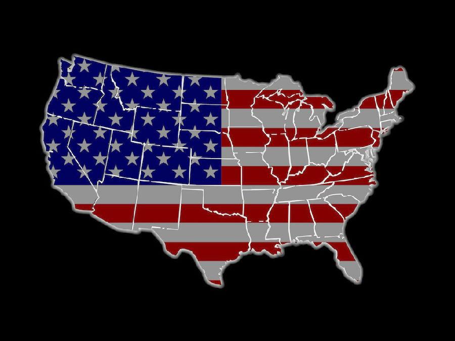 美国是世界上最伟大的国家?