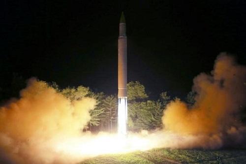 朝鲜或研制出可由导弹搭载的核弹头.jpg