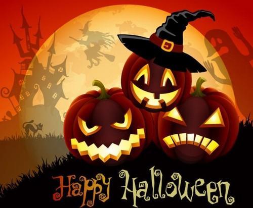 Halloween 开心又恐怖的节日
