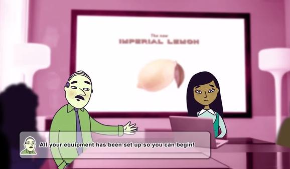 看动画学职场英语:演讲的开场白