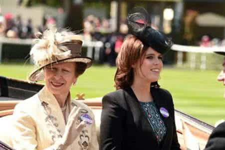 丑闻! 英国王室公主被曝'走后门'上大学