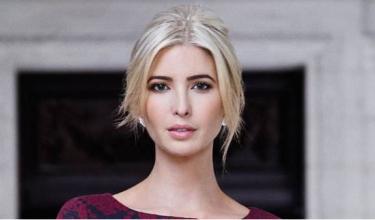 第一女儿伊万卡·特朗普去年至今收入逾千万美元