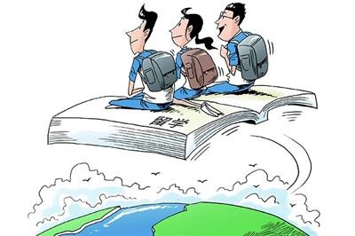 报告显示 中国父母重金送孩子出国留学