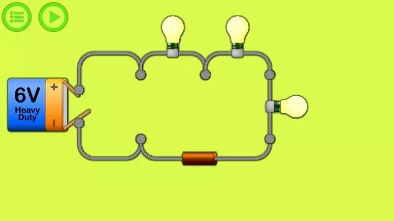 怎么用电池点亮灯泡?