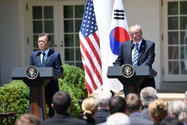 美韩在朝核问题上保持密切合作.jpg