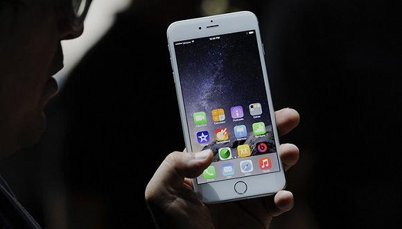 苹果在中国手机市场处境艰难 第二季度仅排在第五