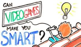 打电动游戏会让你更聪明?