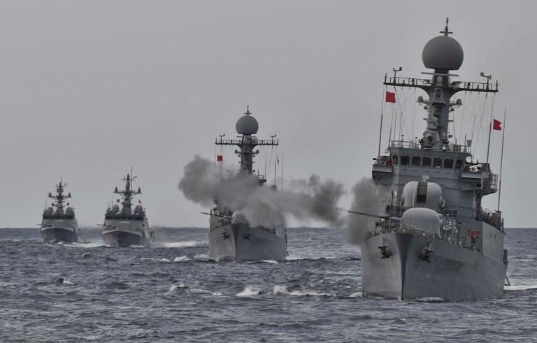 韩国方面对朝鲜发射导弹的最新反应