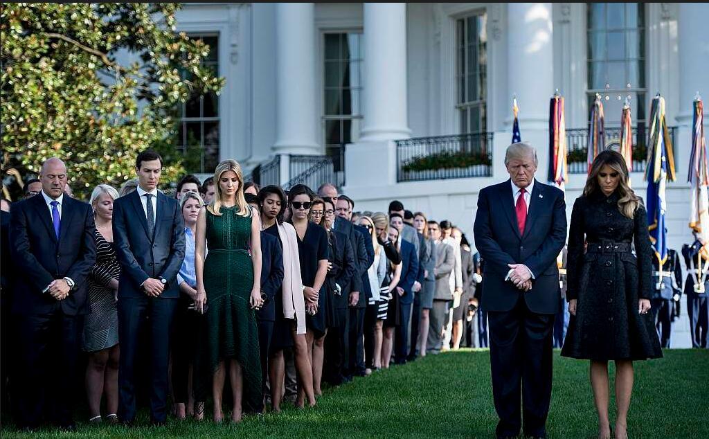 总统夫妇出席911纪念仪式.jpg