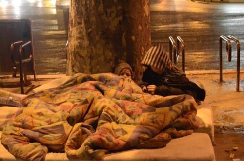 Street Stories 露宿街头者的故事