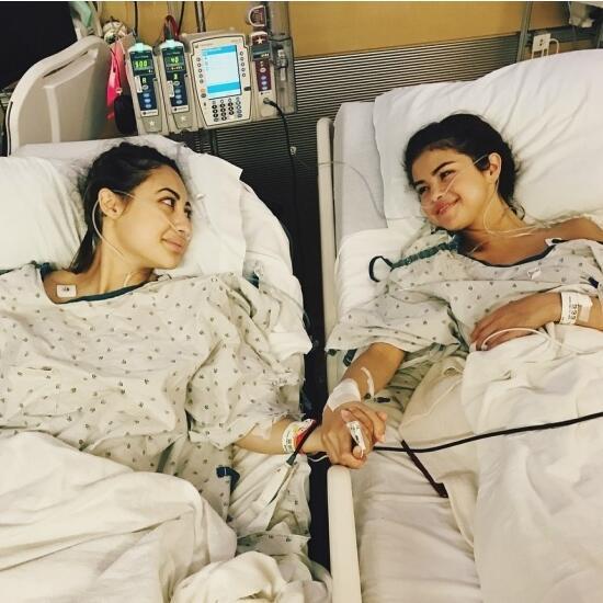 赛琳娜获好友捐肾.jpg