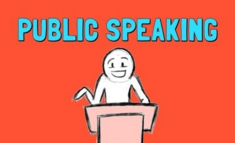 极度害怕上台演讲