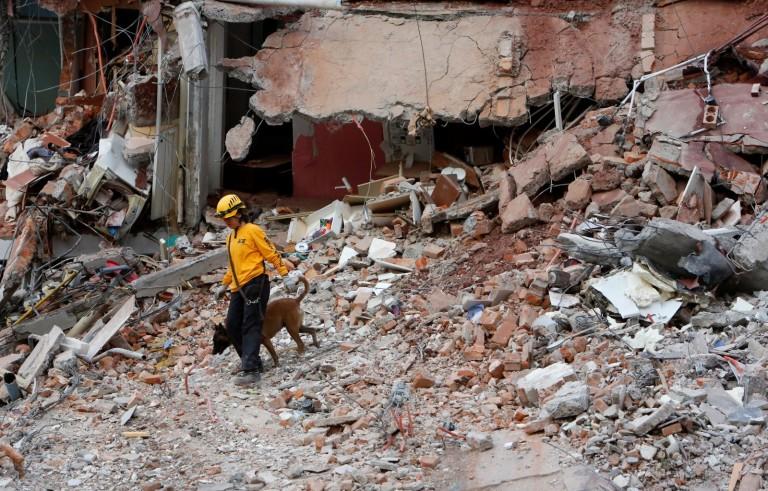 为什么墨西哥城易受地震的影响?