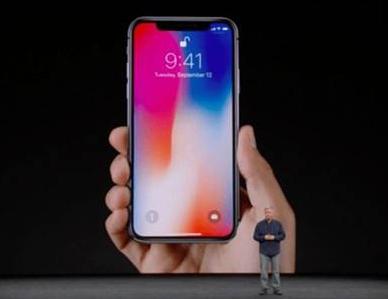 苹果新款手机iPhone X的创新