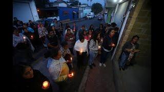 在墨西哥中部 地震幸存者面临巨大的损失