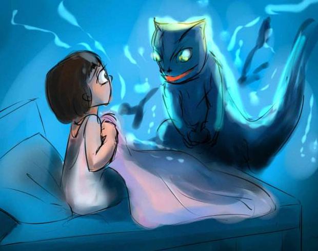 恶梦的形成