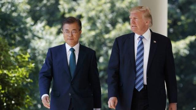 韩国总统欲收回作战指挥权.JPEG