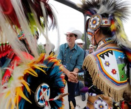 加拿大政府向土著人民拨款6亿美元