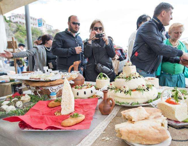 Cheese Festival 伦敦的奶酪节