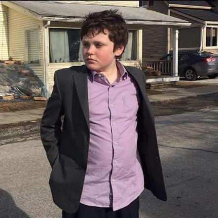 美国13岁少年竞选州长.jpg