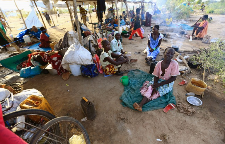 南苏丹内战引发了非洲最严重的难民危机