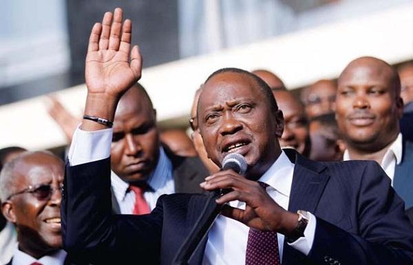 肯尼亚大选 警方与示威者发生冲突.jpg