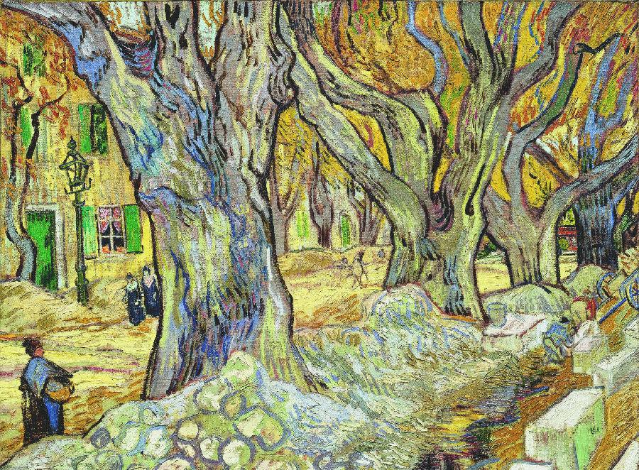 Van Gogh's work