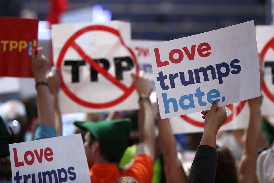 TPP推进 特朗普孤立政策遭批评.jpg