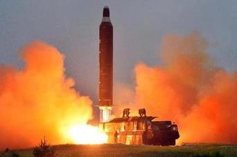 朝鲜方面再次试射导弹