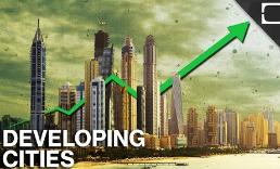 城市发展带来的问题