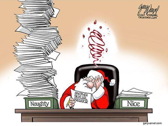 美国政治漫画