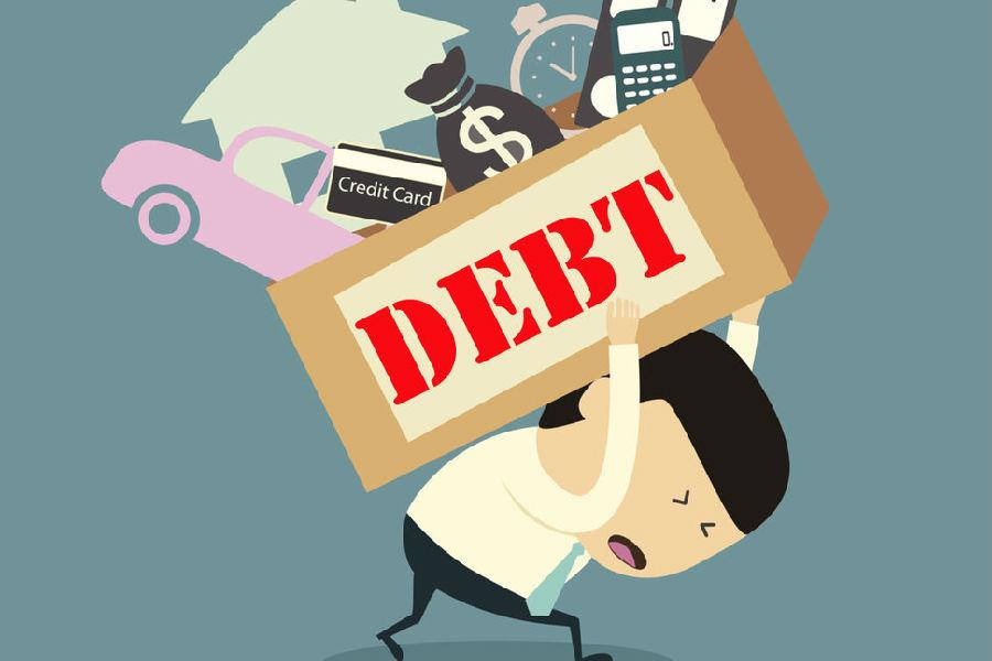 韩国政府帮助负债人群