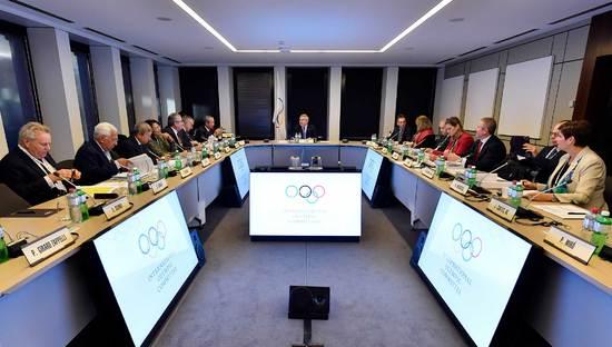 国际奥委会:禁止俄罗斯参加2018冬奥会.jpeg