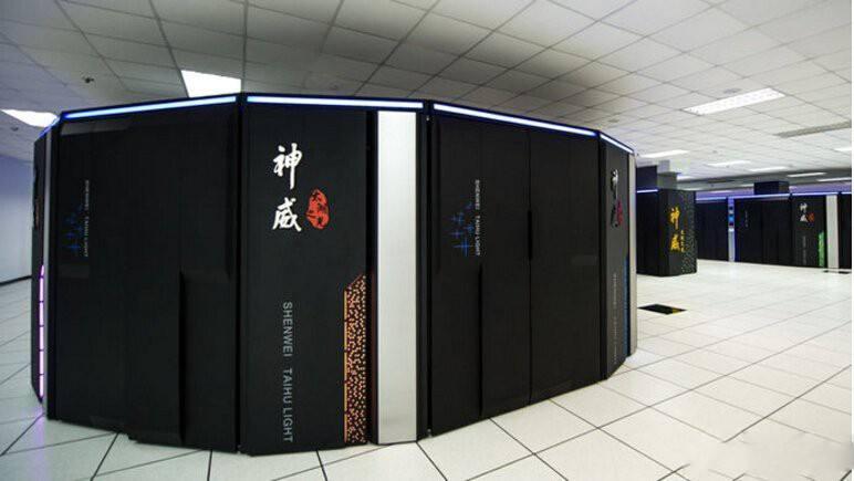 中国称霸超级计算机排行榜 总体表现超越美国