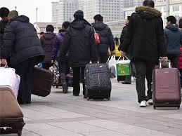 中国流动人口总量连续两年下降