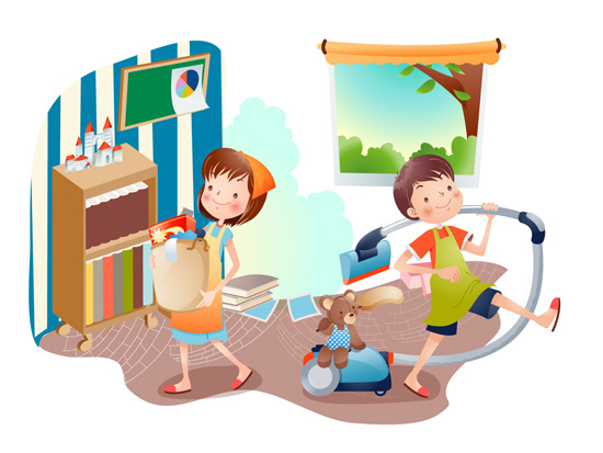 A Housework