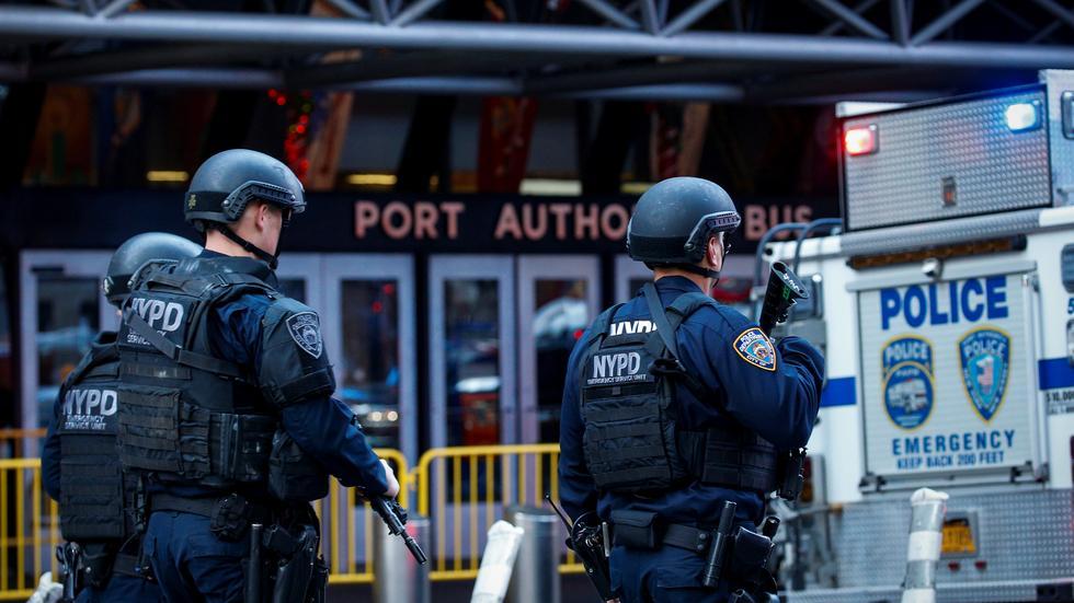 美国纽约发生地铁炸弹袭击