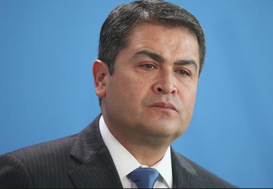 洪都拉斯总统获胜 OAS要求重启大选.png