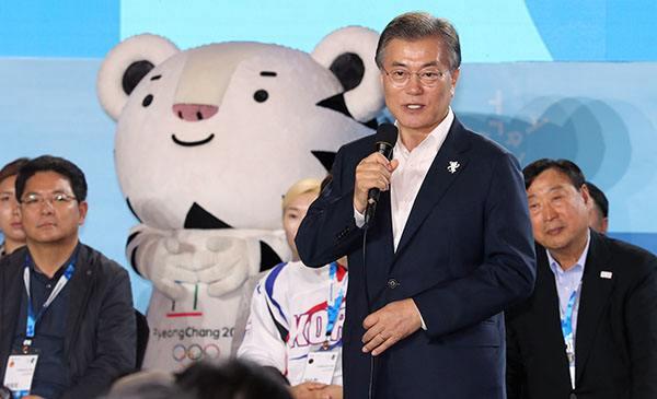 奥运在即 韩美军演或延期.jpg