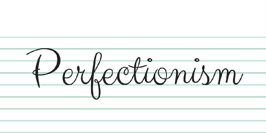不必苛求自己达到完美