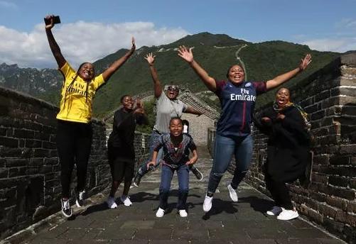 报告显示 中国被列为旅游安全国