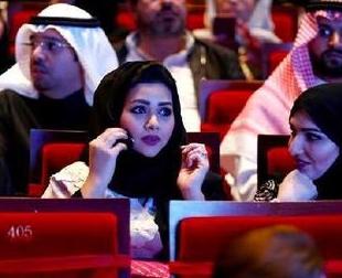 时隔35年 沙特阿拉伯正式解禁电影院