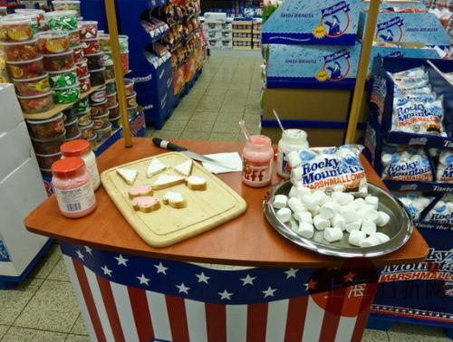 试吃是一种更成功的超市零食促销策略