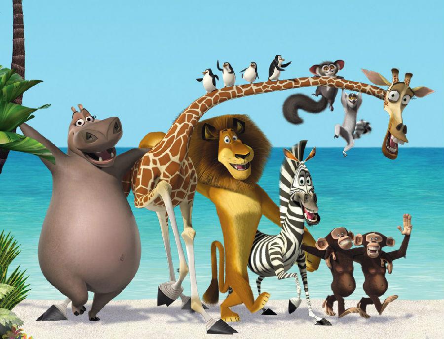 《马达加斯加 Madagascar》