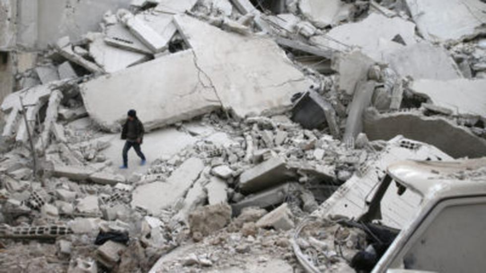 叙利亚重建