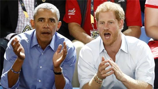 因为特朗普? 哈里王子大婚可能不邀请奥巴马